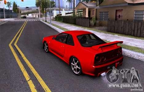 ENBSeries by HunterBoobs v3.0 für GTA San Andreas her Screenshot