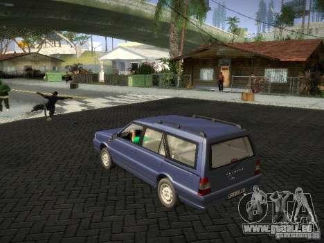 Daewoo FSO Polonez Kombi 1.6 2000 für GTA San Andreas linke Ansicht