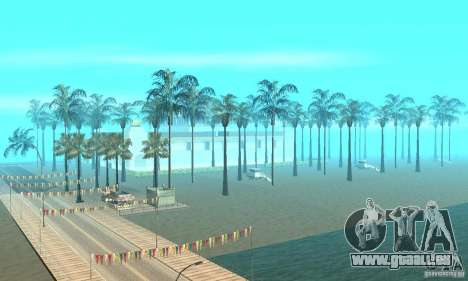 Island of Dreams V1 für GTA San Andreas