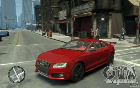 Audi S5 v2 pour GTA 4