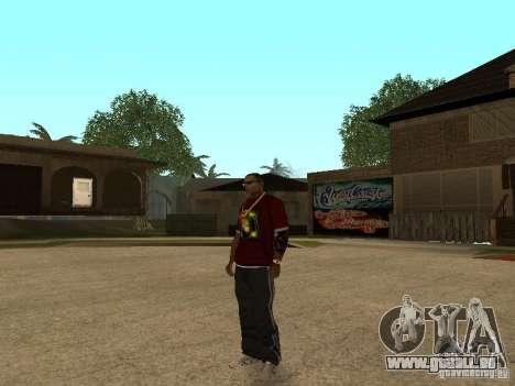 Mike Windows pour GTA San Andreas quatrième écran