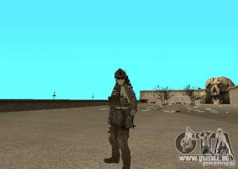 GROM Operator für GTA San Andreas