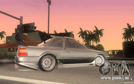 Toyota Soarer GZ20 für GTA San Andreas linke Ansicht