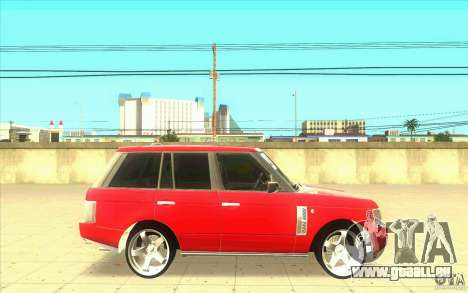 Arfy Wheel Pack 2 für GTA San Andreas fünften Screenshot