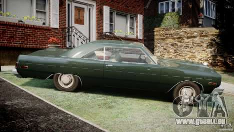 Dodge Dart 1975 [Final] für GTA 4 linke Ansicht