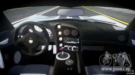 Dodge Viper SRT-10 pour GTA 4 est un droit
