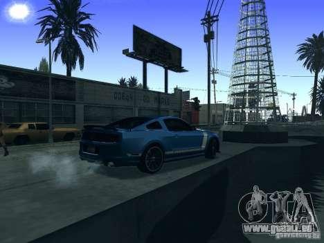 ENB Series By Raff-4 für GTA San Andreas her Screenshot