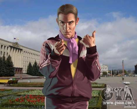 Écrans de chargement ville Stavropol pour GTA 4 sixième écran