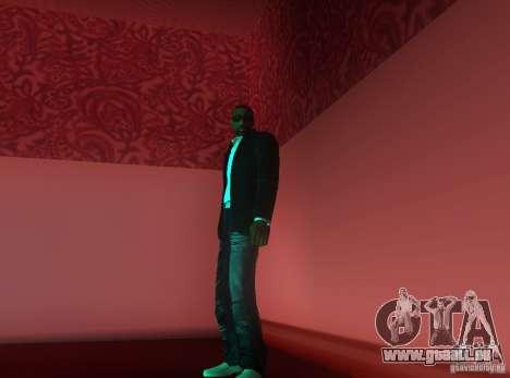 Ckin Reporter pour GTA San Andreas quatrième écran