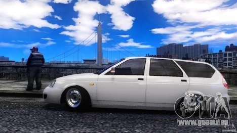 VAZ-2171 Touring pour GTA 4 est une gauche