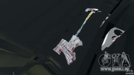 Ford F-150 SVT Raptor pour GTA 4 roues