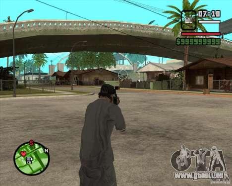 GTA IV Target v.1.0 pour GTA San Andreas