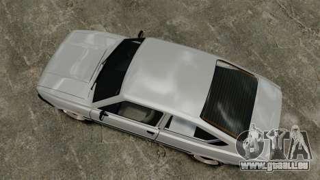 Skoda 120 Rapid v0.7 pour GTA 4 est un droit