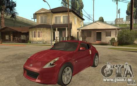 Nissan 370Z 2010 für GTA San Andreas