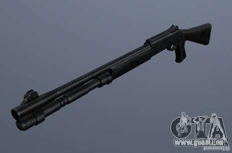 XM1014 für GTA San Andreas zweiten Screenshot