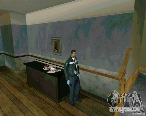 New Medic für GTA San Andreas zweiten Screenshot