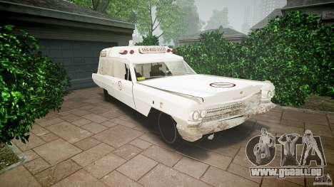 Cadillac Wildlife Control für GTA 4