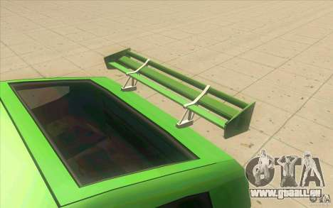 Mad Drivers New Tuning Parts für GTA San Andreas