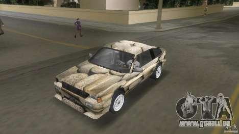 Blista rock stone stock für GTA Vice City