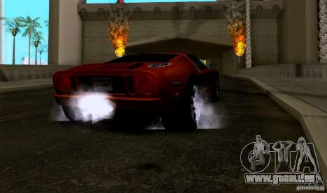 ENBseries by HunterBoobs v1.1 pour GTA San Andreas quatrième écran