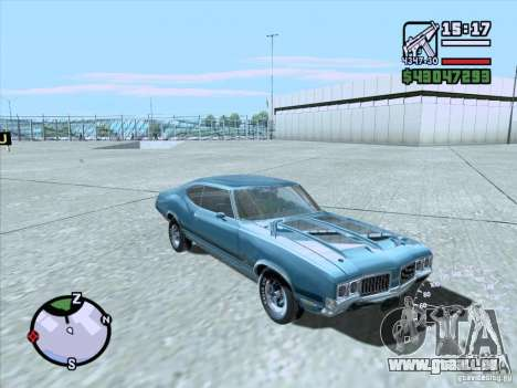 ENB Series v1.5 Realistic pour GTA San Andreas