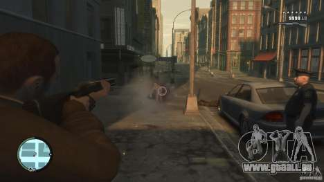 Contagium v1.2b für GTA 4 dritte Screenshot