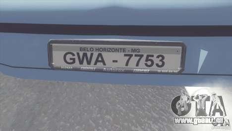 Fiat Brava HGT für GTA San Andreas rechten Ansicht
