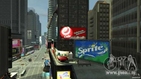 Real Time Square mod für GTA 4 weiter Screenshot