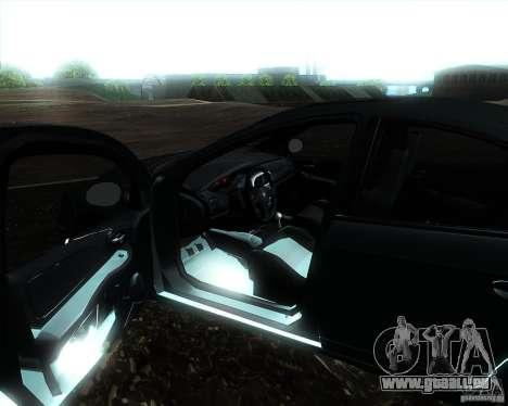 Dodge Neon für GTA San Andreas rechten Ansicht