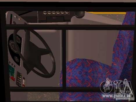 Volvo B7L pour GTA San Andreas vue de côté