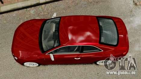 Audi RS5 2012 für GTA 4 rechte Ansicht