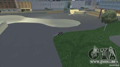 Nouvelles textures des maisons et garages pour GTA San Andreas cinquième écran