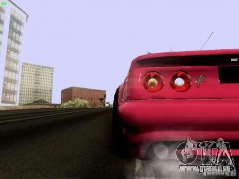 Lotus Esprit V8 pour GTA San Andreas vue de droite