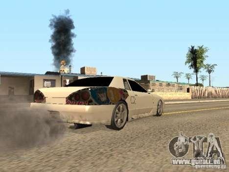 Elégie de Foresto_O pour GTA San Andreas laissé vue