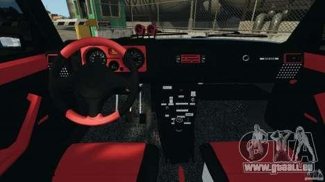 VAZ-2104 Tuning pour GTA 4 Vue arrière