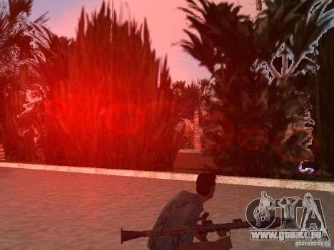 Armes National Parc supérieur pour GTA Vice City cinquième écran
