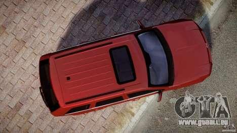 Jeep Grand Cherokee pour GTA 4 est un droit
