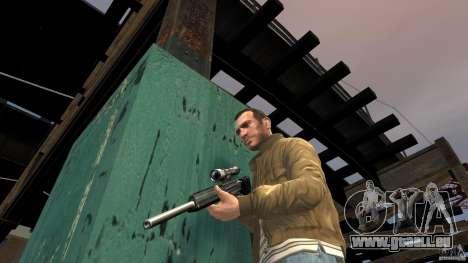 PSG1 (Heckler & Koch) für GTA 4 weiter Screenshot