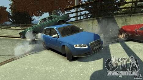Audi S4 Avant pour le moteur de GTA 4