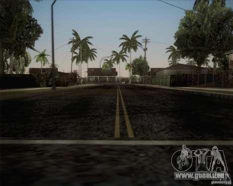 Neue Straßen rund um San Andreas für GTA San Andreas