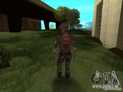 Snork de S.T.A.L.K.E. r pour GTA San Andreas cinquième écran