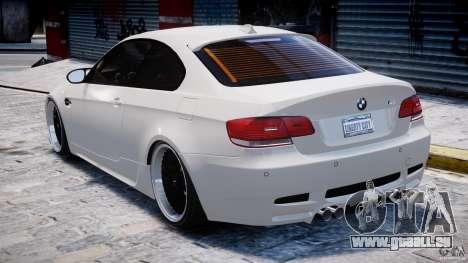 BMW M3 Hamann E92 für GTA 4 rechte Ansicht