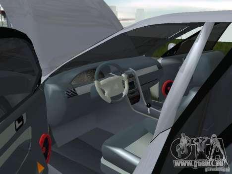 Mitsubishi Legnum pour GTA San Andreas vue de droite