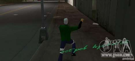 Gangnam Style pour GTA Vice City