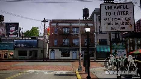 ENB Series Realistic V0.82 Modified für GTA 4 fünften Screenshot