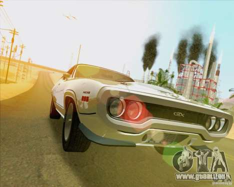 New Playable ENB Series für GTA San Andreas achten Screenshot