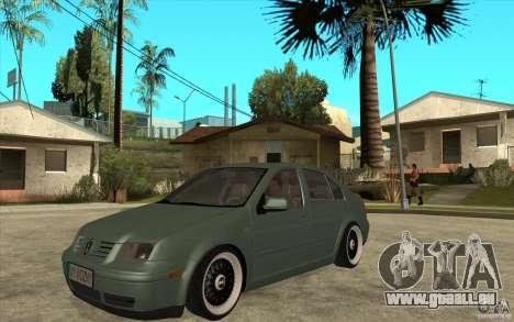 VW Bora pour GTA San Andreas