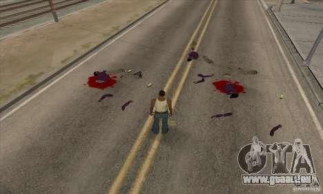 GTA SA Real ragdoll für GTA San Andreas