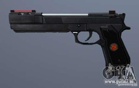Desert Eagle pour GTA San Andreas quatrième écran