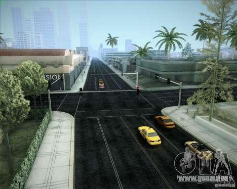 Nouvelles routes autour de San Andreas pour GTA San Andreas onzième écran